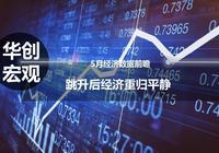 跳升后经济重归平静--5月经济数据前瞻