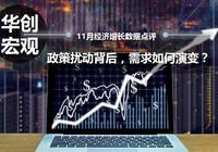 政策扰动背后,需求如何演变?--11月经济增长数据点评