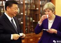 搬空英国,搬回800亿大单!梅姨访华含金量几何?