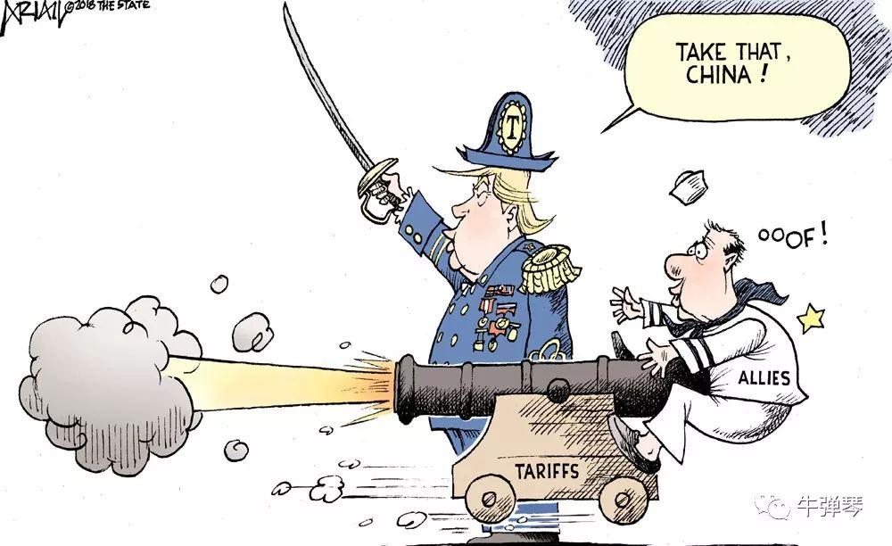 事情又有新变化!特朗普对贸易战的两点误判,还有一个微妙变化+mt4中文